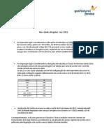 Carta Actualiza%C3%A7ao Das Tarifas2012