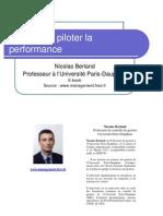 Mesurer Et Piloter Performance