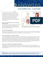 ASCO Answers Colorectal