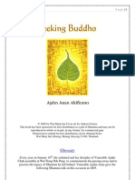 Seeking Buddho by Ajahn Anan Akincano