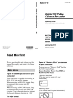 Sony z7 - manual do proprietário