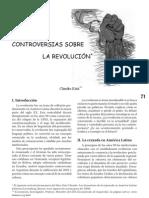 Katz, C. - Controversias sobre la revolución [2009]