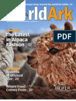 World Ark Magazine - August 2012
