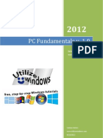 PC Fundamentals www.utilizewindows.com