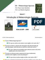 Meteorologia Usp Aula1