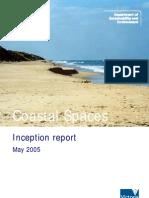 Coastal Spaces Inception Report