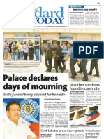 Manila Standard Today - August 22, 2012 Issue