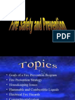 60fire SAFETY Prevention