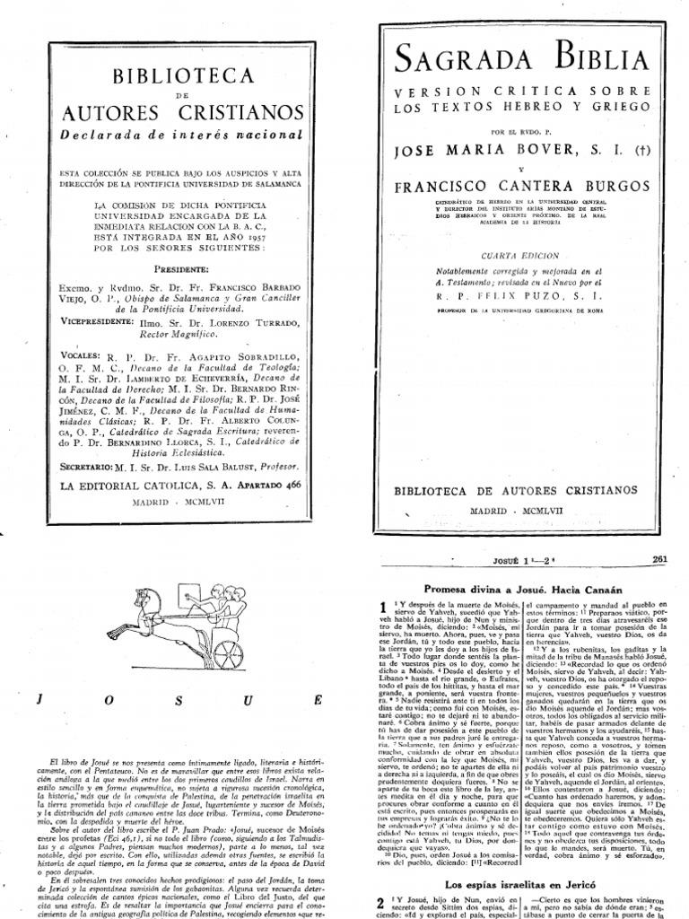 Amas Y Eunucos Porno bover cantera - biblia 01 historicos y macabeos | josu�