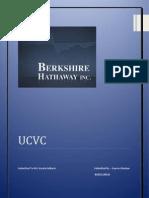 Berkshire Hathway UCVC