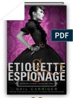 Etiquette & Espionage by Gail Carriger (Finishing School Book 1) - PREVIEW