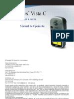 Manual de Operação eTrex Vista C