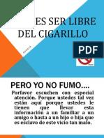 Puedes Ser Libre Del Cigarillo