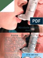 Atividade Física e Asma