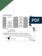 LDC Schedule