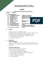 Metodologia de La Investigacion Cientifica.ing. Villegas.2012