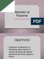 Atención al Paciente DIALISIS