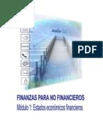 Finanzas Para No Financieros - Mod 1