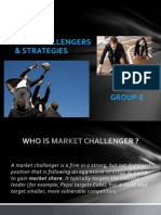 Market Challengers Strategies