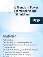 Expert Lecture on Power System Modelling and Simulation