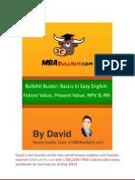 Beat the Bullshit - 5 Big Business Topics EXPLAINED 2012