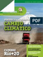 Regiones Sostenibles 10 - Cambio Climático