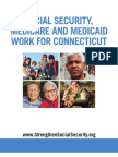 Social Security, Medicare and Medicaid Work For Connecticut 2012
