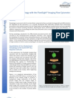 Assessing Autophagy with the FlowSight Imaging Flow Cytometer