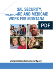Social Security, Medicare and Medicaid Work For Montana 2012