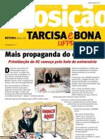 Informativo Tarcisa e Bona UFPR pra Valer   Edição número 2, 2012