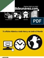 Webdeunavez