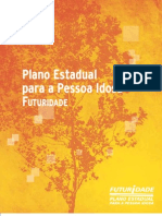 KIT FUTURIDADE Volume1 Plano Estadual Para a Pessoa Idosa
