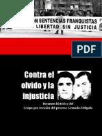 Granado y Delgado, Un Crimen Legal
