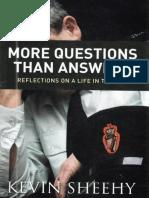 More Qs Than as - Kevin Sheehy
