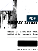 Military Review ~ Jun 1943