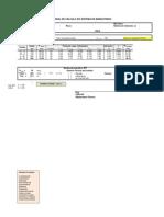 Calc Hidrante pressão na válvula ivo
