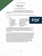 M88A2 Hercules Deprocessing Checklist