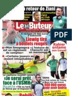 LE BUTEUR PDF du 22/08/2012