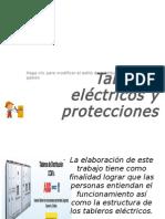 Tableros eléctricos y protecciones