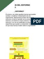 Microsoft PowerPoint - Como realizar el análisis de entorno gerencial