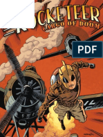 Rocketeer Cargo of Doom #1 Preview