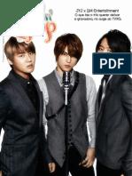 1ª edição especial - JYJ