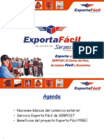 Exporta Facil Peru