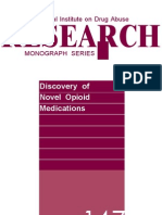 NIDA Monograph 147 Discovery of Novel Opioid Medications