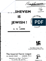 Arnold Spencer - Leese - Bolshevism is-Jewish