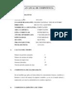 PLAN ANUAL_1º BACHILLERATO