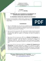 Zzzzzzzzreglamento Cmj---Aportes Jaime Pastoral ===================