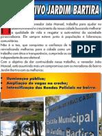 Informativo Jardim Bartira