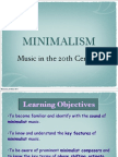 GCSE Minimalism