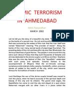 Islamic Terrorism in Ahmedabad